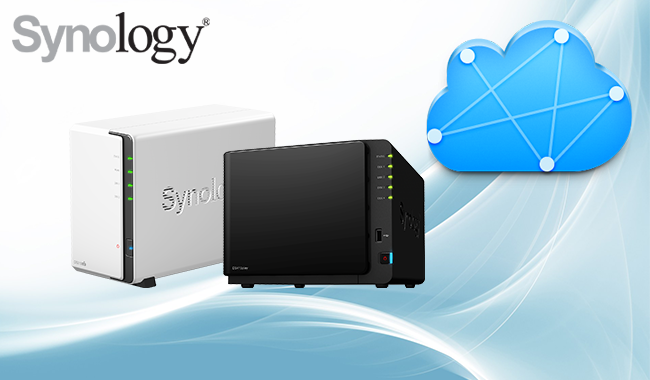 Setup Cloud Station on Synology NAS