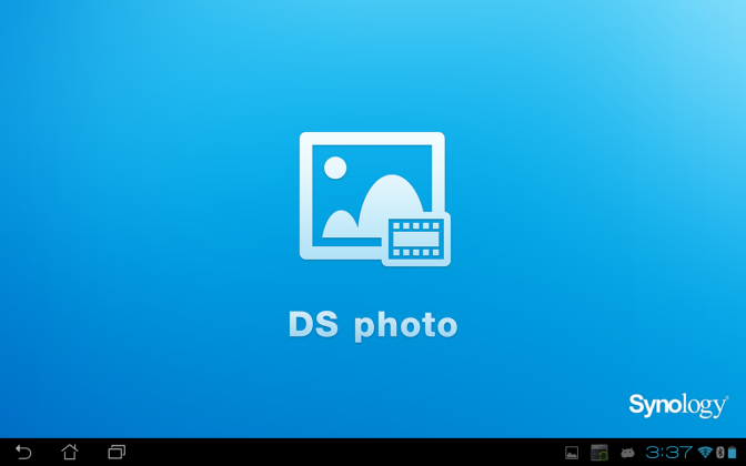 Modify Synology Photo Station Default Directory