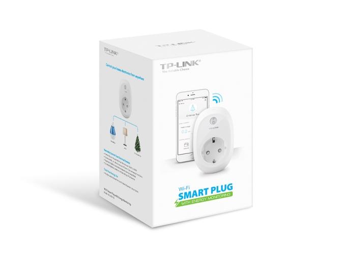 TP-Link HS100 & HS110 Smart Plug