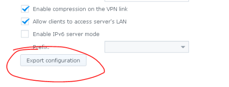 Setting up Virtual Private Network (VPN) on Synology | Ah Khai Tech